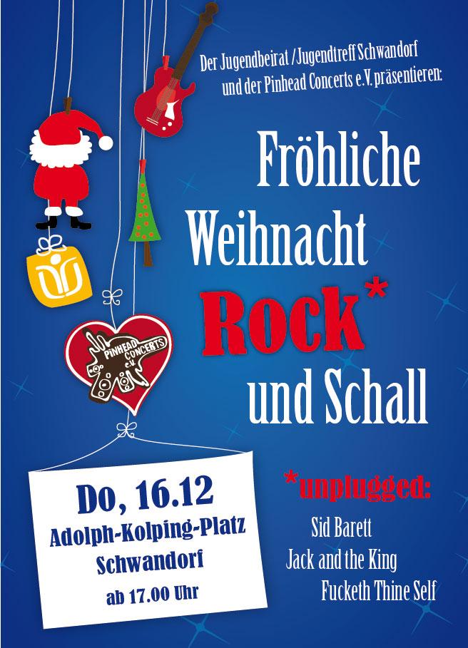 Flyer Rockweihnacht